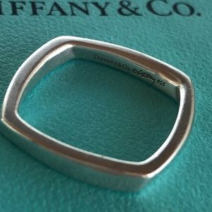 Tiffany & Co. Gehry Torque Ring 6.5